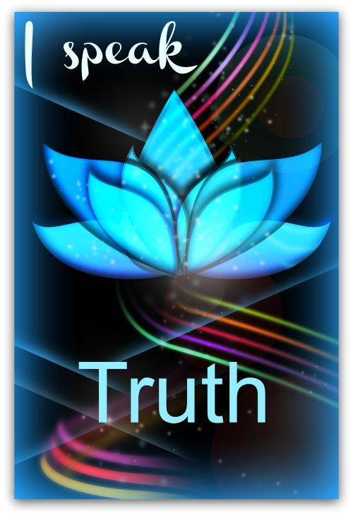 blue lotus flower truth