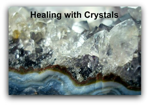 natural crystal formation