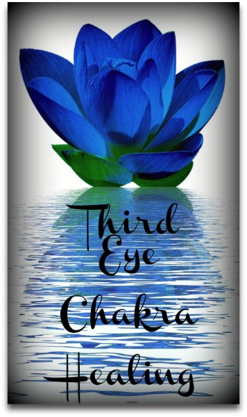 blue lotus flower chakra