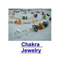 chakra jewelry necklace
