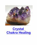 natural amethyst chakra stones