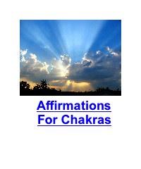 blue sky spiritual affirmations