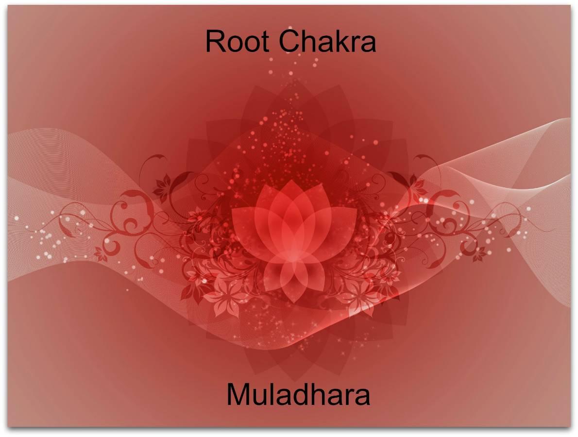 colors of chakra