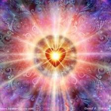 Opening the chakra heart