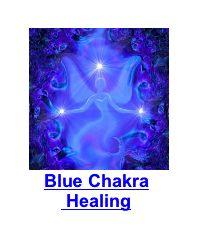 chakra art blue angel