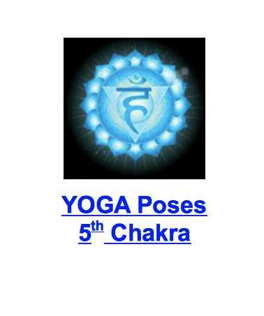 blue chakra symbol