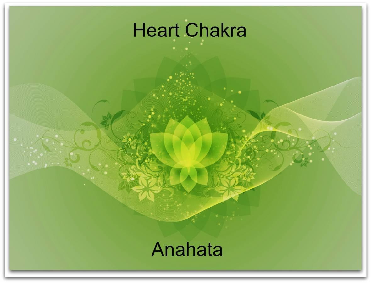 green chakra lotus