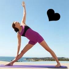 basic yoga pose